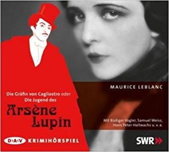 Die Gräfin von Cagliostro – Maurice Leblanc