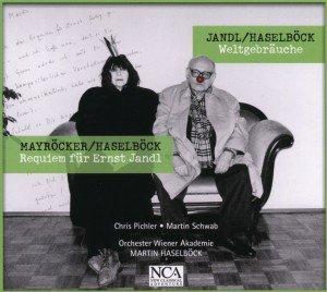 Weltgebräuche - Requiem für Ernst Jandl