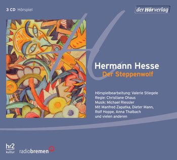 Der Steppenwolf - Hermann Hesse