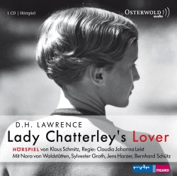 Lady Chatterley's Lover- D.H Lawrence